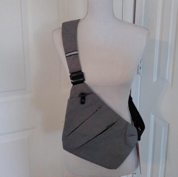 475c577d2481 Osoce Anti-theft waterproof shoulder sling bag NWT